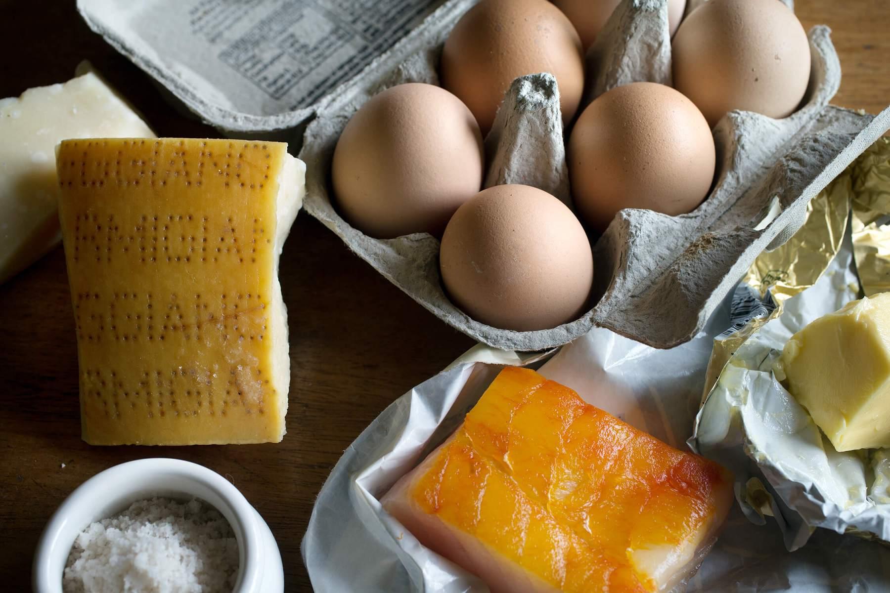 Allen-omlette