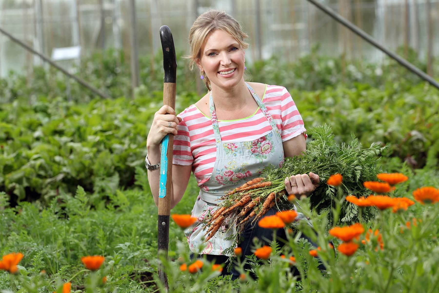 Rachel Allen-gardening