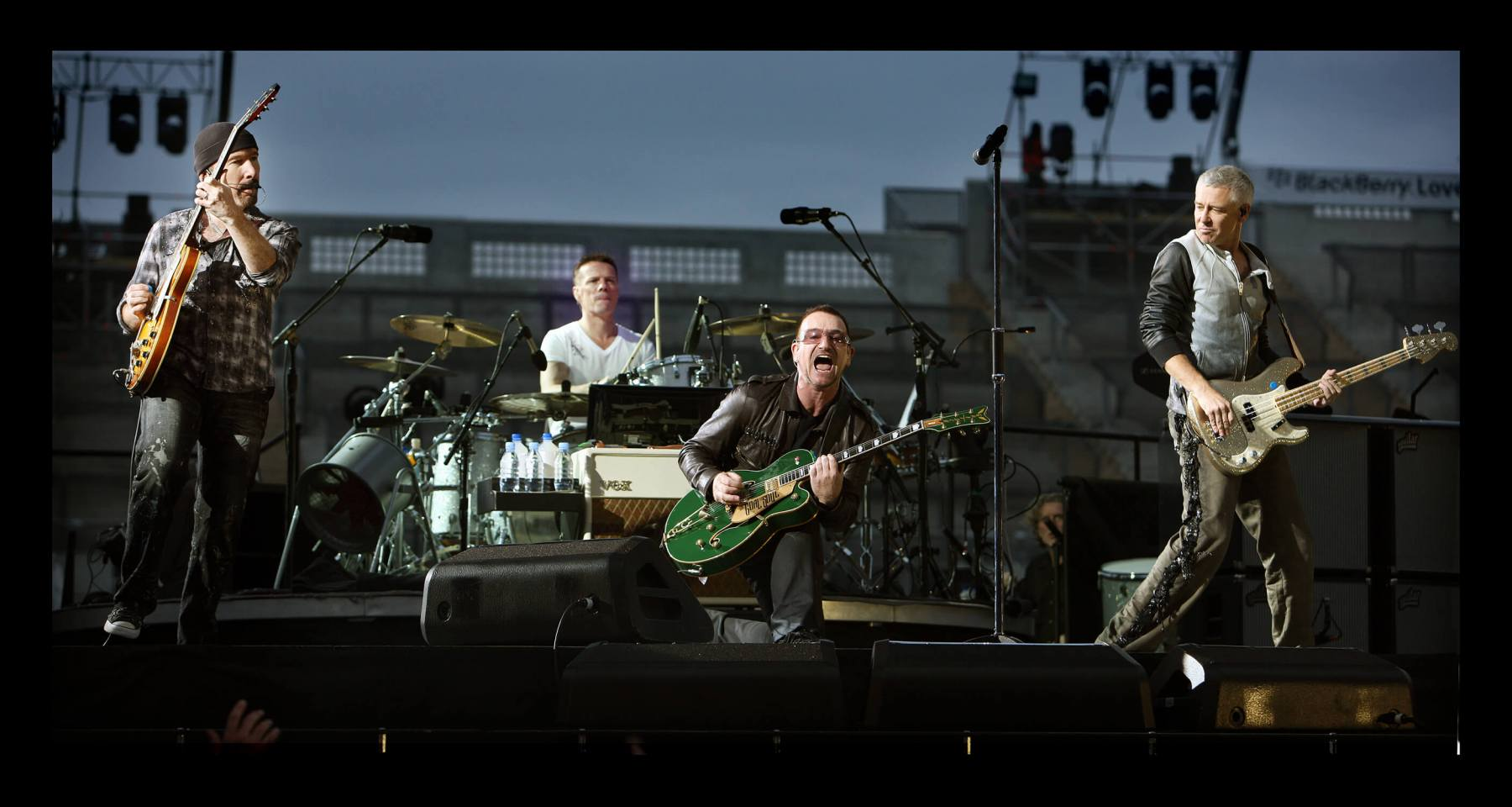 U2-live at Croke Park