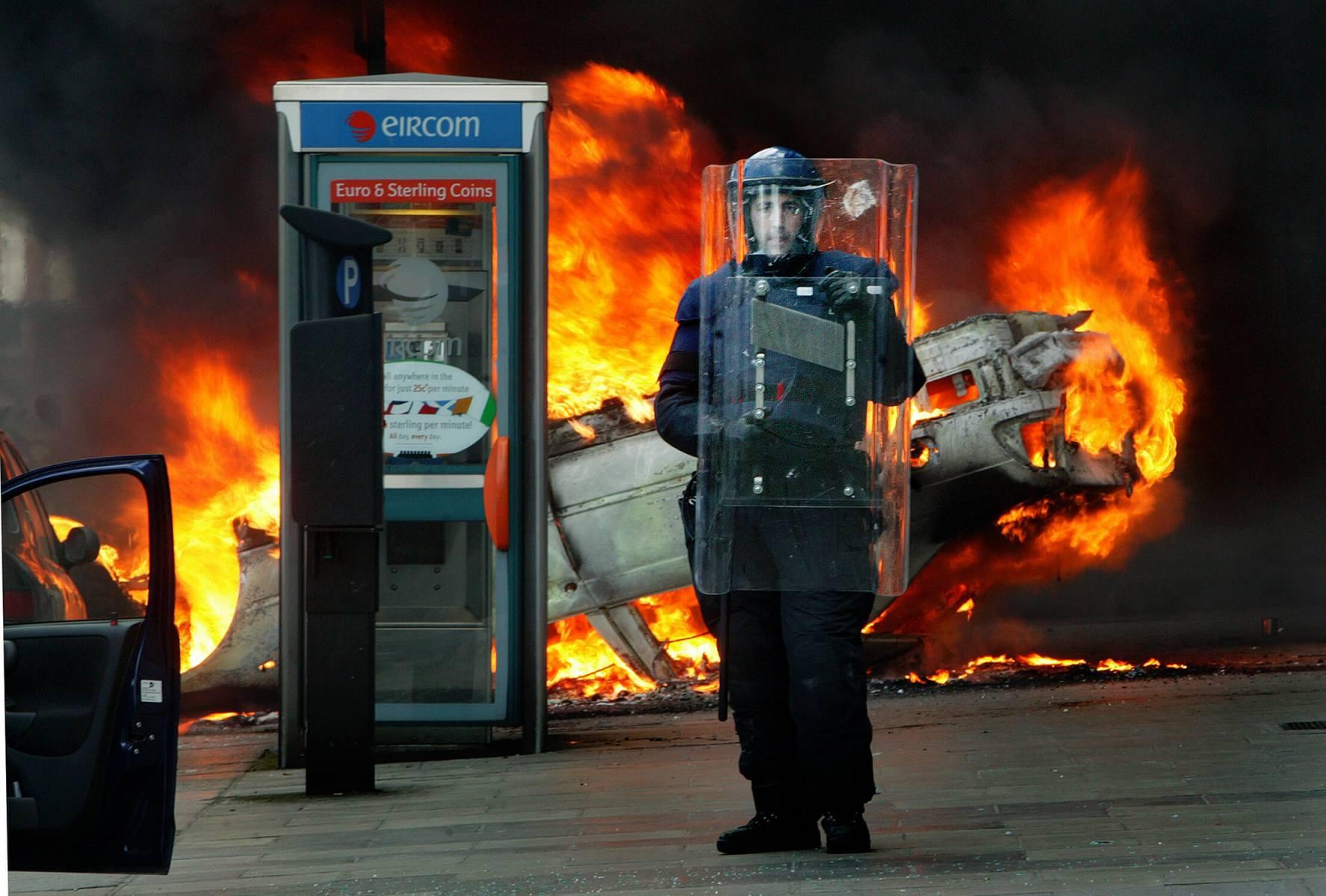 Love Ulster Riots